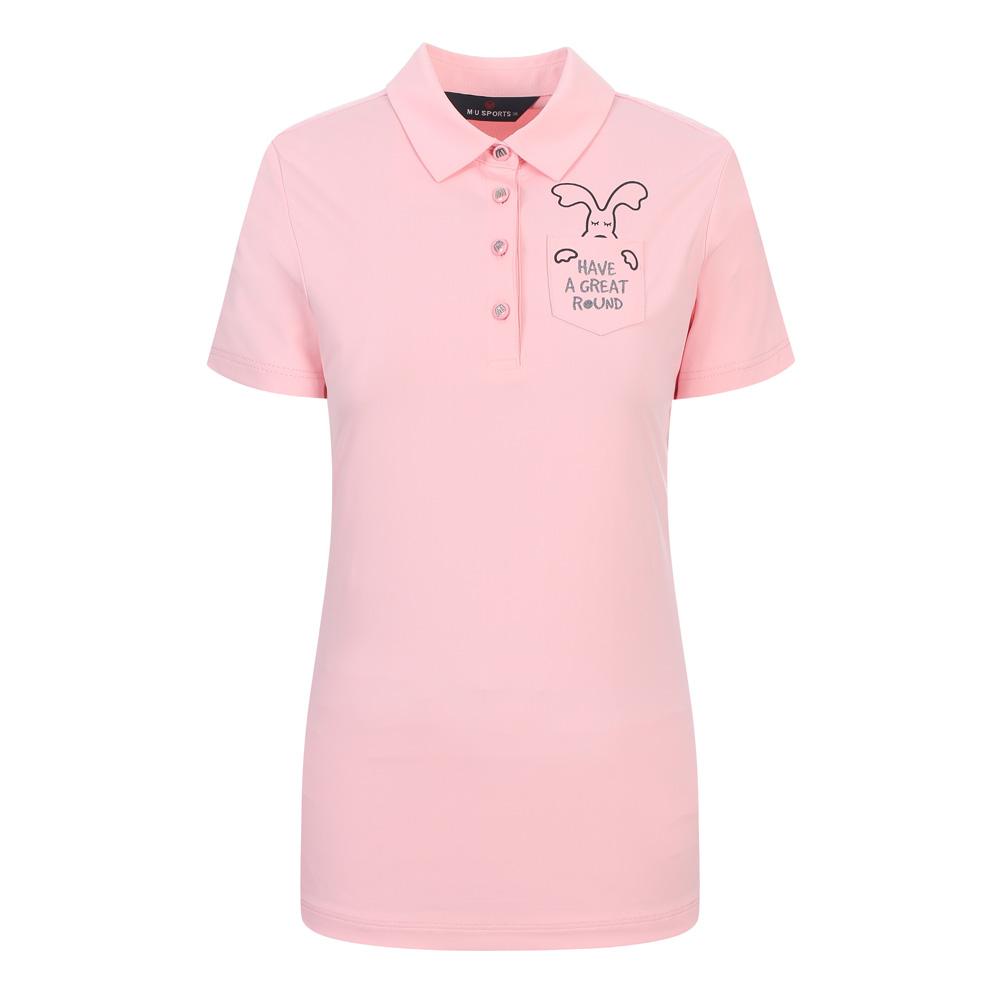 [엠유스포츠] 여름 냉감 기획 티셔츠_LIP MU20322TS02