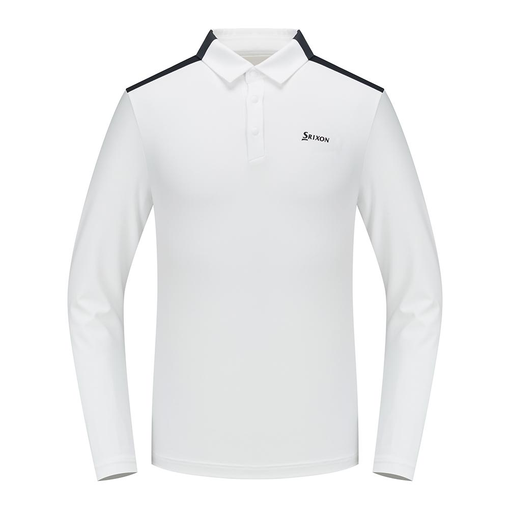 [스릭슨] 어깨 포인트 긴팔 티셔츠_IVY SR20122TL03