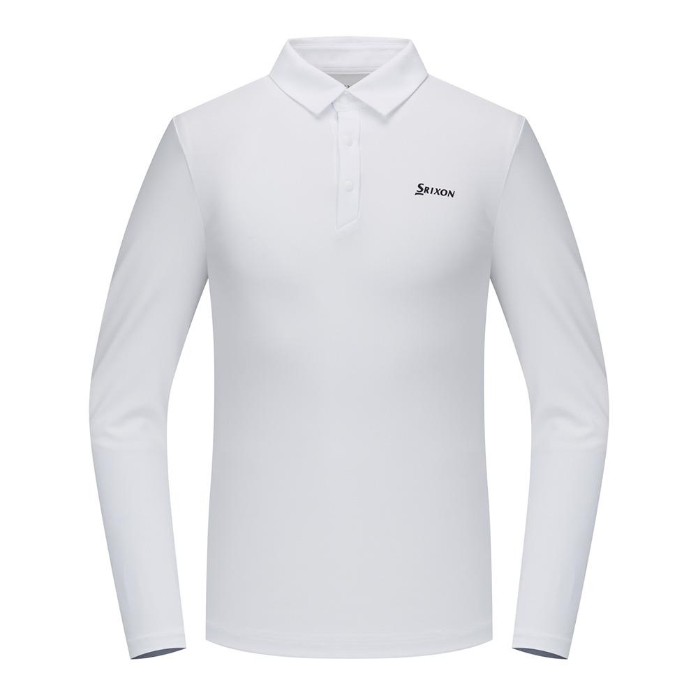 [스릭슨] 니트패치 긴팔 티셔츠_IVY SR20122TL04