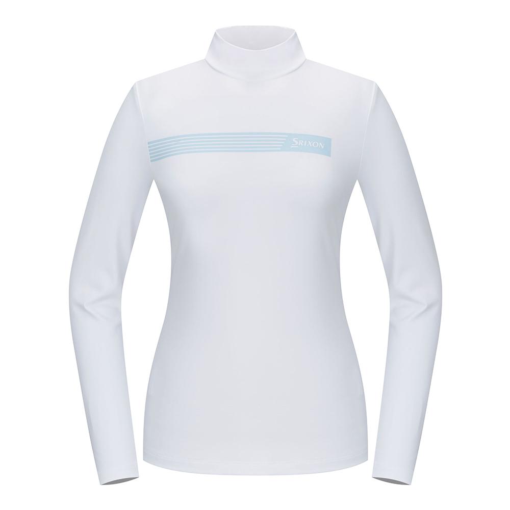 [스릭슨] 가슴 라인로고 하이넥 티셔츠_IVY SR20122TL52