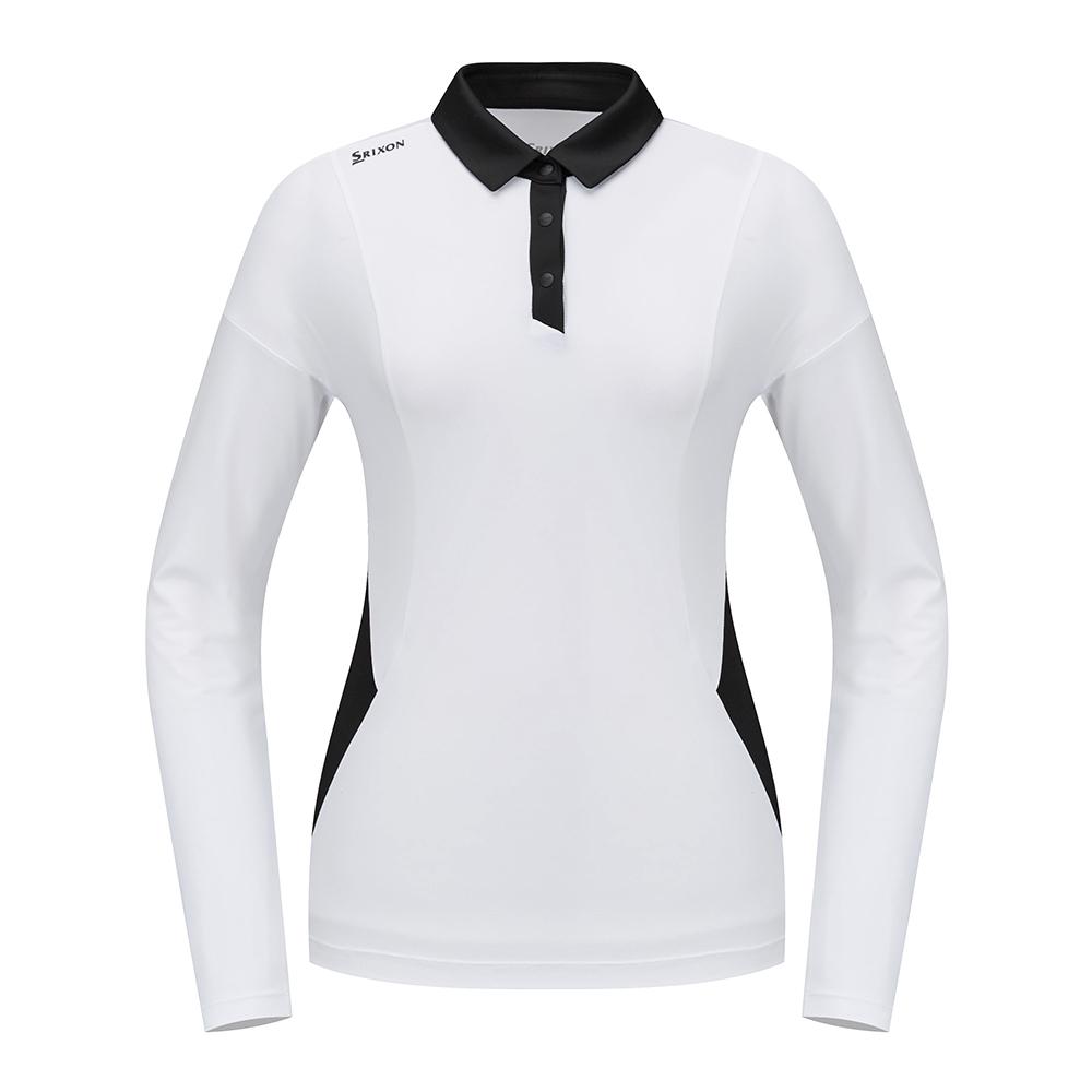 [스릭슨] 배색 포인트 긴팔 티셔츠_IVY SR20122TL53