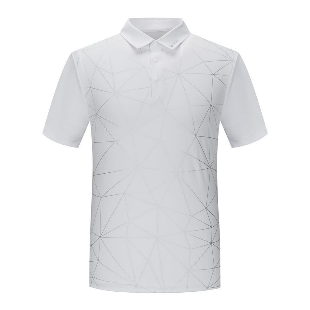 [스릭슨] 호일 프린트 반팔 티셔츠_IVY SR20122TS01
