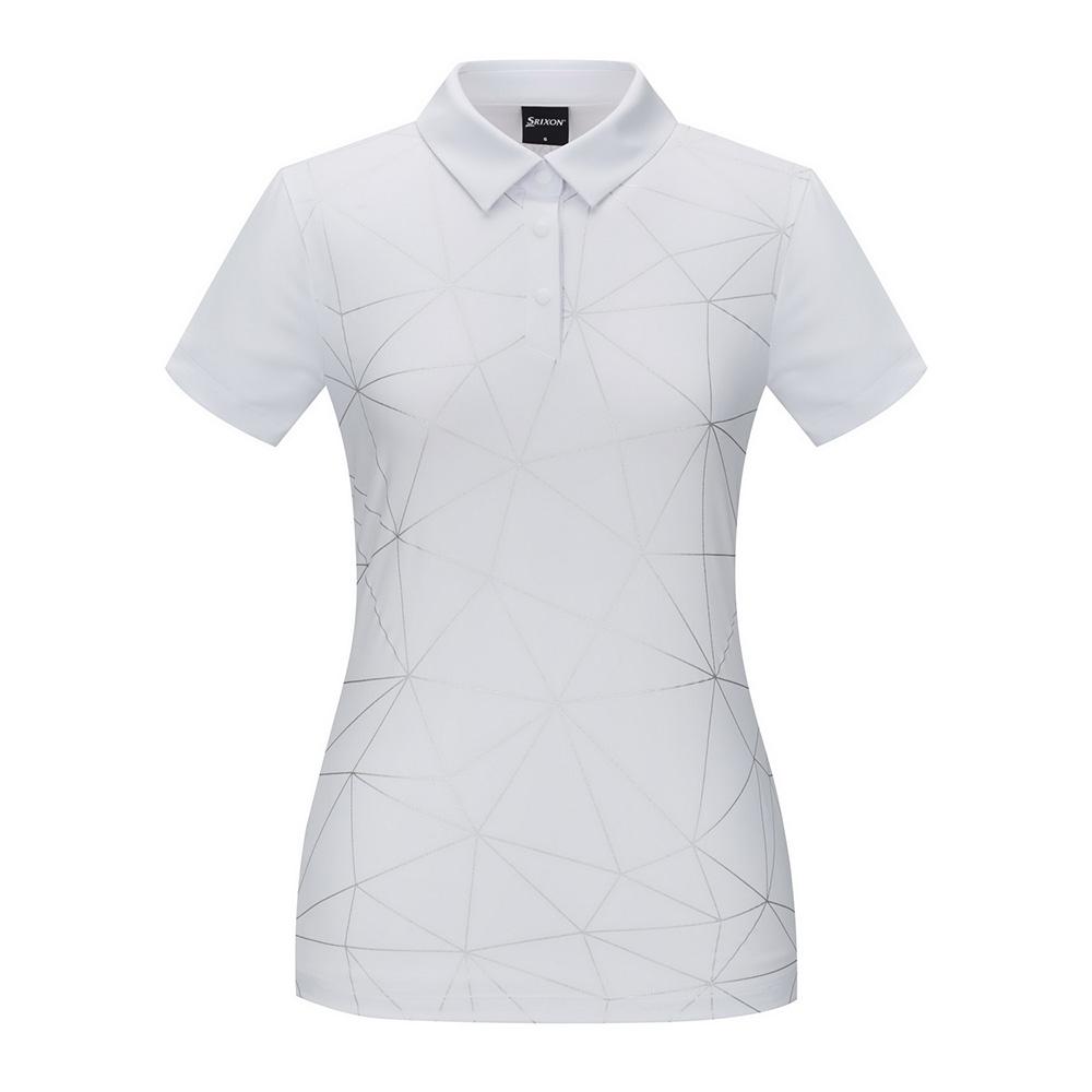 [스릭슨] 호일프린트 반팔 티셔츠_IVY SR20122TS51