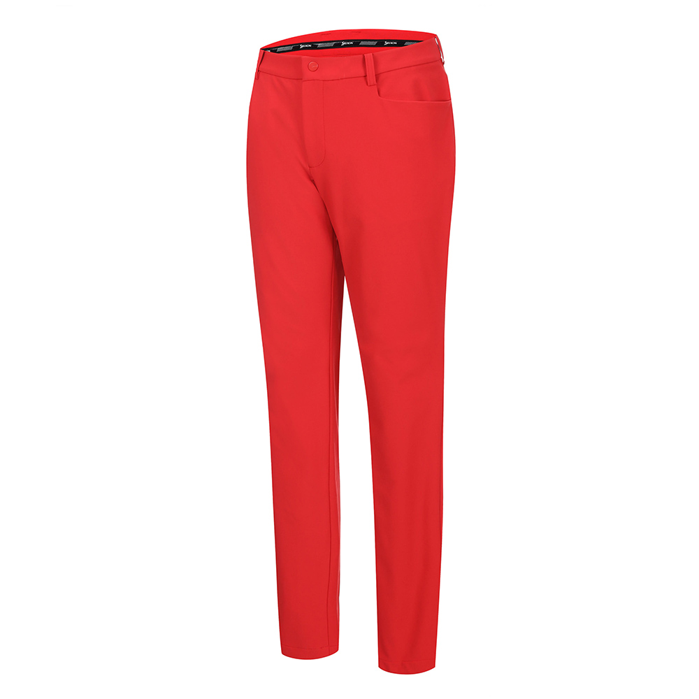 [스릭슨] 남성 포켓 포인트 가을 팬츠_RED SR20522SL03